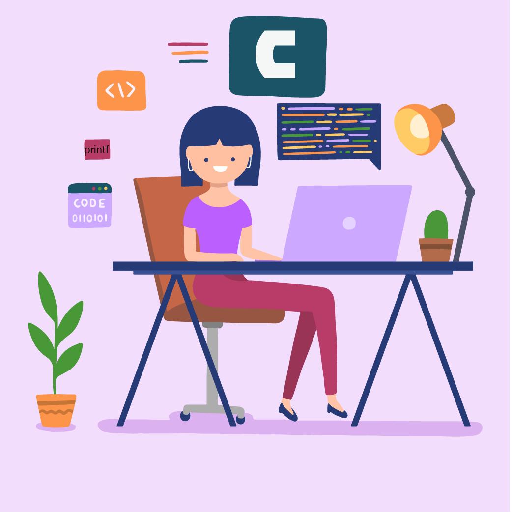 изображение на курс Junior Developer със С и С++