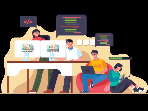Ние от Code Academy работим за реализацията на младите Java програмисти в България